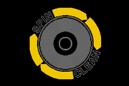 Spin Clean logo